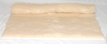 "Skil-Care 501050 Synthetic Sheepskin Pads 40""L 1/DZ"