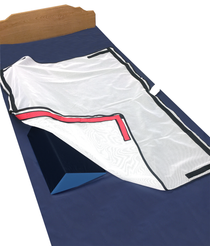 """Skil-Care Bed Positioning Mesh Sheet w/Two 30 Degree 16"""""""
