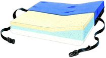 Skil-Care Lateral Positioning Firm Foundation Cushion w/LSII Cover 756010