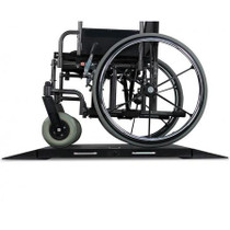 Detecto 6600 Portable Bariatric Wheelchair Scale
