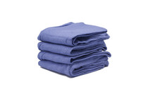 "CT-1730B OR Towel 17""x 26"" Non-Sterile Blue"