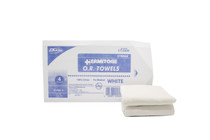 """Dukal™ CT-04W OR Towel CSR Wrap Softpack 17""""x 26"""" White Sterile"""