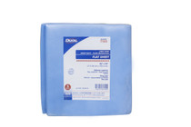 "Ambulance Cot Disposable Linens,7103 Flat Sheet, Heavy Duty, Fluid Impervious 84"" x 60""Blue"