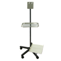 Bovie A812-C Stands & Wall Mount Kit - Mobile Stand for A800, A900, A940, A950, A952 & A1200