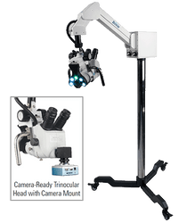 CS-103T-SVM SCOLPO-MASTER™ Swing Arm S-Video Package With Monitor