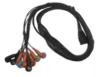 10-wire patient cable, snap type, AHA for FT-1 (2.400227)