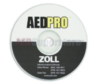 Administrative Software For AED Pro CD