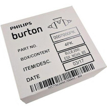 Burton 0007000PK Super Bright Spot and SuperNova Replacement Bulbs