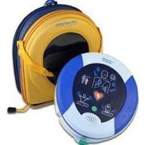 Heartsine Samaritan Pad AED w/ pads battery, case - Refurbished