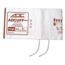 ADC Adcuff SPU Cuff and Bladder with Two Tubes and Screw Connector