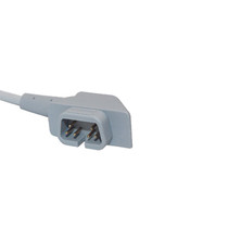 Criticare SpO2 Compatible Direct Connect 6 Pin 934-10Dn - Adult Clip