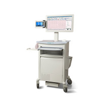 Quinton Q-Stress Cardiac Stress Testing System (Side View)