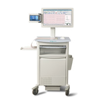 Quinton Q-Stress Cardiac Stress Testing System (Front View)