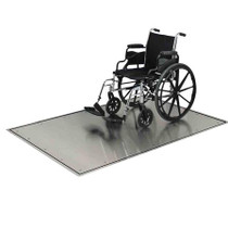 Detecto Solace In-Floor Dialysis Scale System with Handrail