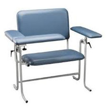 (Discotinuded Covid) Tech-Med Blood Drawing Chair, X-wide (4382X-F)