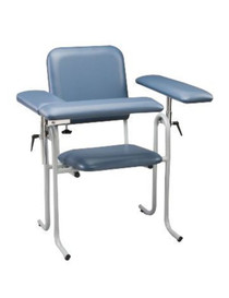 Tech-Med Blood Drawing Chair, Standard Height (4382-F)
