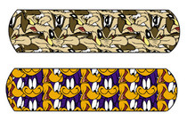 """Looney Tunes™ Adhesive Bandages Wile E. Coyote & Road Runner Stat-Strip ¾"""" x 3"""""""