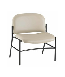 Graham Field Hausted 2400 Wall Saver Side Chair, Bariatric