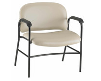 Graham Field Hausted 2410 Wall Saver Arm Chair, Bariatric