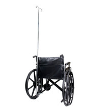 Dynarex Wheelchair IV Pole