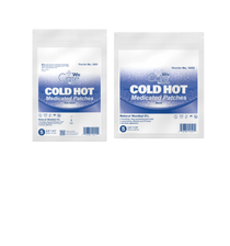 Dynarex Cold Hot Medicated Patches