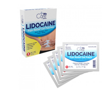 Lidocaine Pain Relief Gel Patches