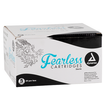 Dynarex Fearless Tattoo Cartridges - Bugpin Curved Magnum