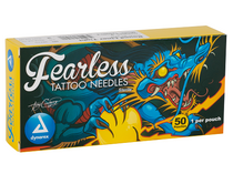 Dynarex Fearless Tattoo Needles - Round Liner #10