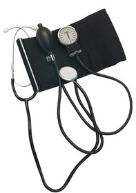 Graham Field Home Blood Pressure Kit with Attached Stethoscope (242)