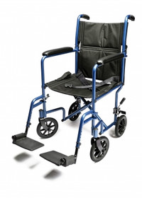Graham Field Aluminum Transport Chair