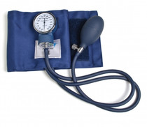 Graham Field Professional Aneroid Sphygmomanometer Cotton Lumiscope