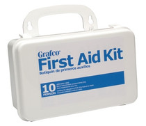 Graham Field First Aid Kit - 10 person