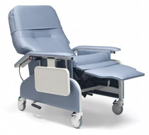 Graham Field Lumex Deluxe Clinical Care Recliner With Drop Arms HM