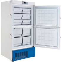 Global Industrial Upright Lab Freezer