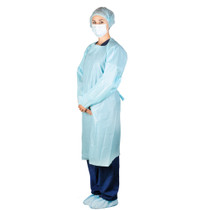Dukal™ Protective Cover Gown, XL