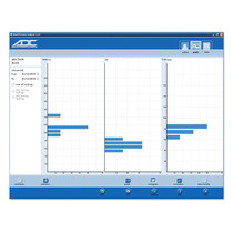 ADC PC Link Analyzer Software for Advantage Automatic Digital Blood Pressure Monitor