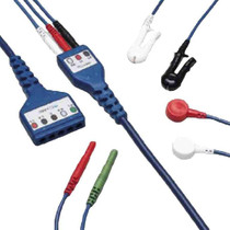 ConMed R-Series 3-Lead ECG Safety Cable System