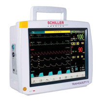 Tranquility II Patient Monitor with ISA Side Stream Analyzer