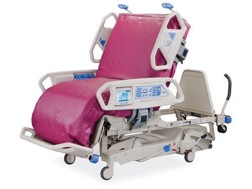 Hill Rom TotalCare SPO2RT 2 P1900 Hospital Bed - Refurbished