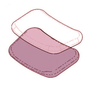 Protective Foot Cover for Midmark 416 / 417