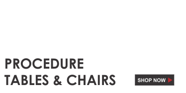 Procedure tables & chairs