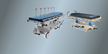 Fluoroscopy stretchers