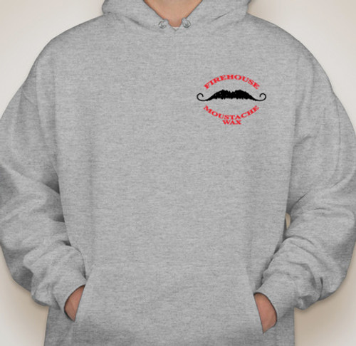 Firehouse Moustache Wax Sweatshirt - S-2XL
