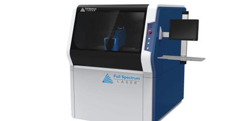 FSL MC-Series Compact 1kW Fiber Laser Metal Cutter
