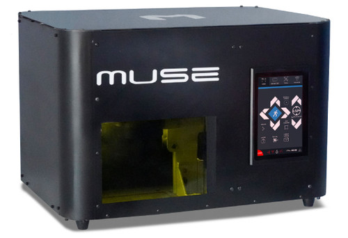 FSL Muse Pandora (1064nm Enclosed+Open Fiber Galvo 3D Scan 3D Mark Laser)