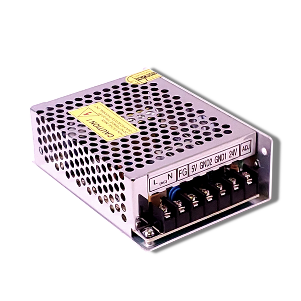 Motor Power Supply Dual 24v/5v DC