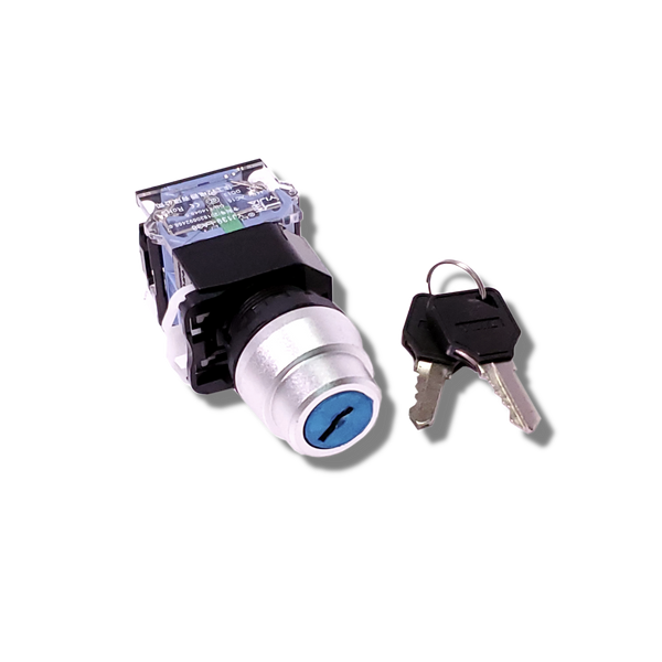 Replacement Key Switch for P-Series Lasers