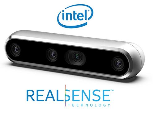 Intel RealSense™ 3D Camera
