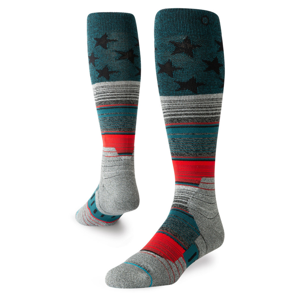 Stance Star Fade All Mountain Sock