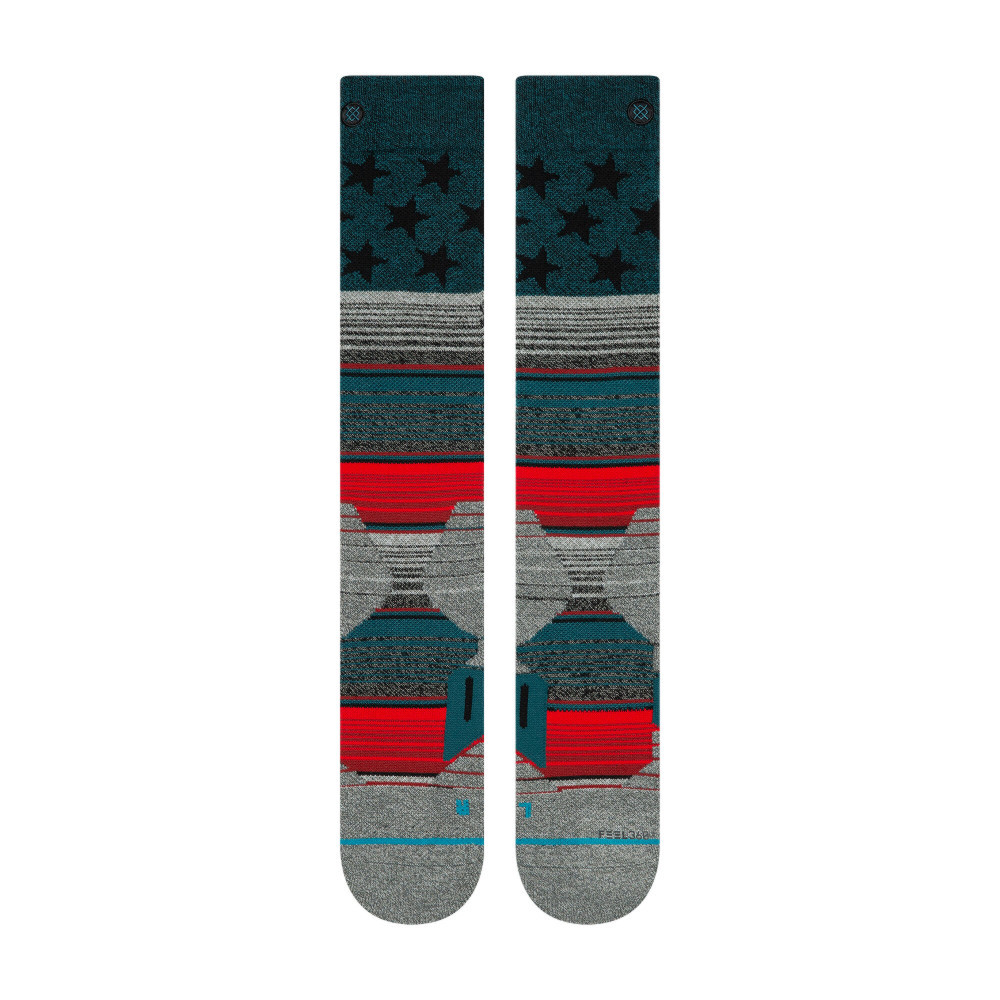 Stance Star Fade All Mountain Sock Alternate Image 1